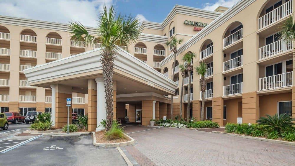 Courtyard by Marriott Jacksonville