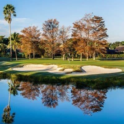 Golf courses in Palm Beach
