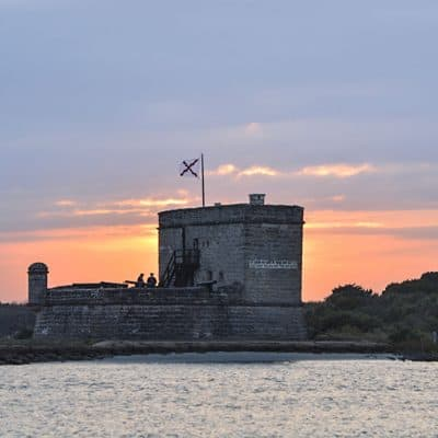 St Augustine Florida fort