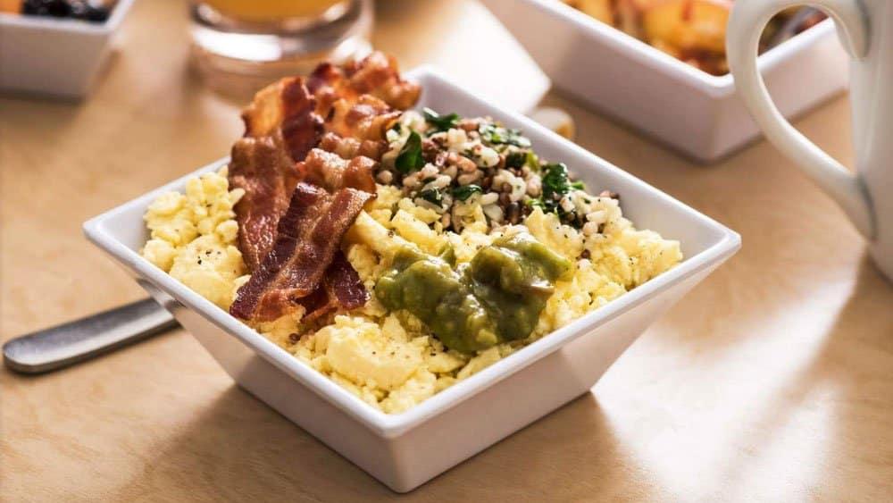 Hyatt Place cuisine - Florida Beach Holidays