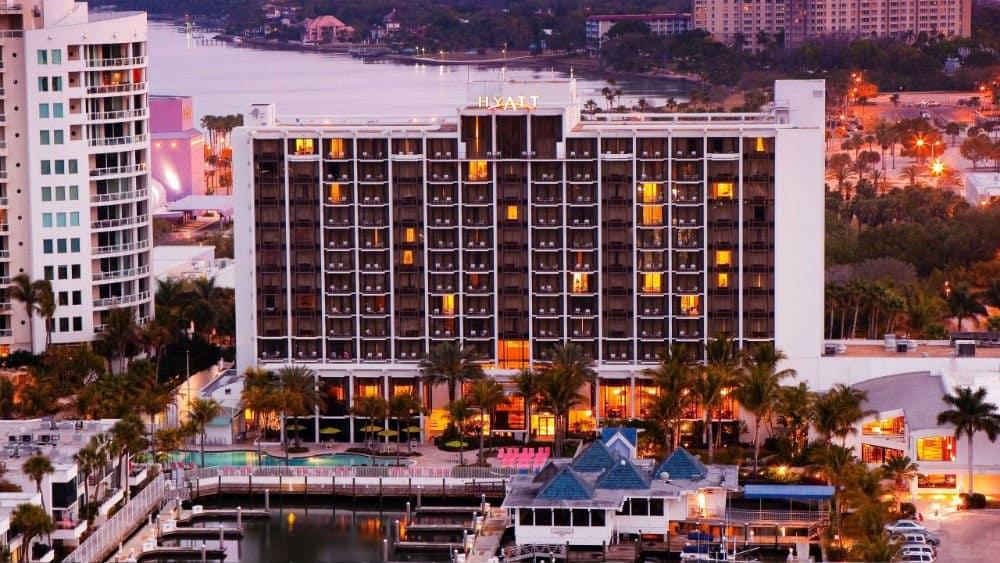 Hyatt Regency in Sarasota