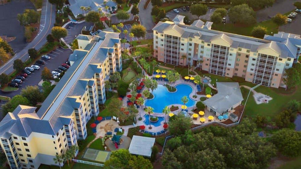 Marriott's Legends Edge in Panama City Florida