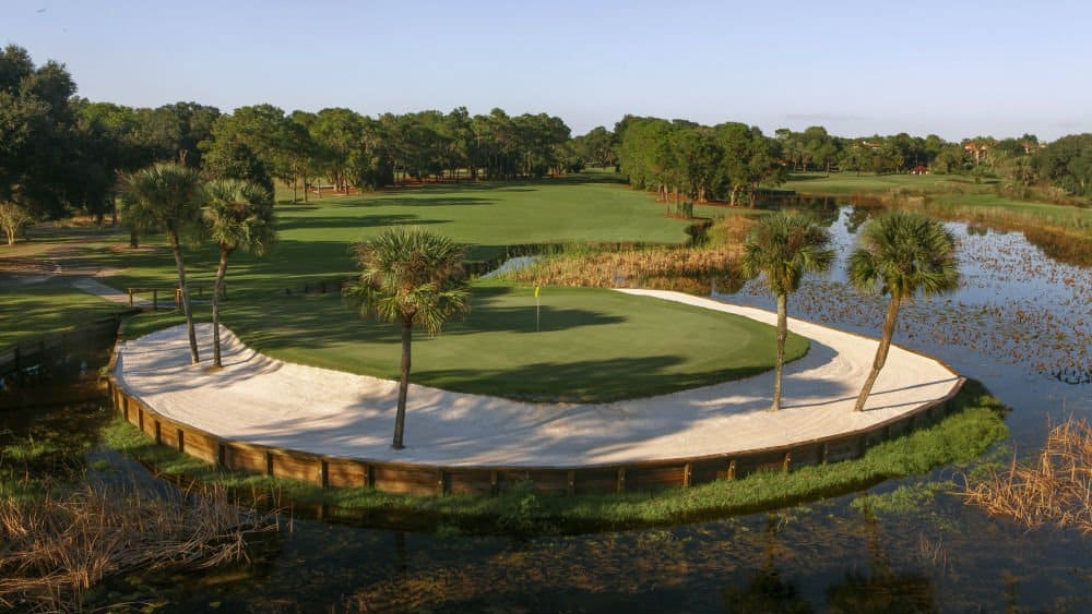 Mission Inn Resort golf course in Downtown Orlando