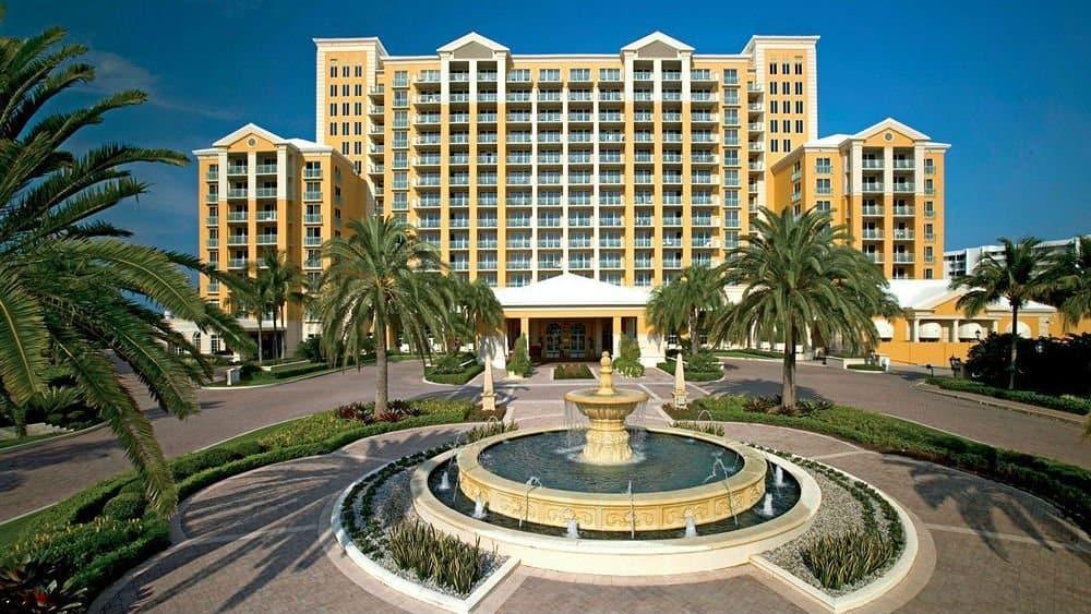 Ritz Carlton Hotel - Miami Holiday in Key Biscayne