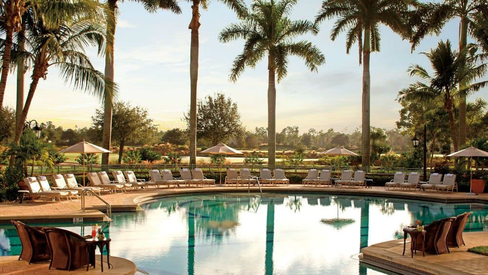 ritz-carlton naples pool
