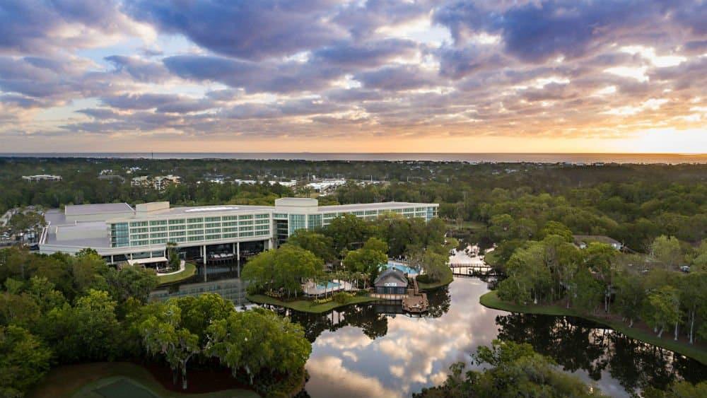 Sawgrass Marriot - a Florida Golf Resorts