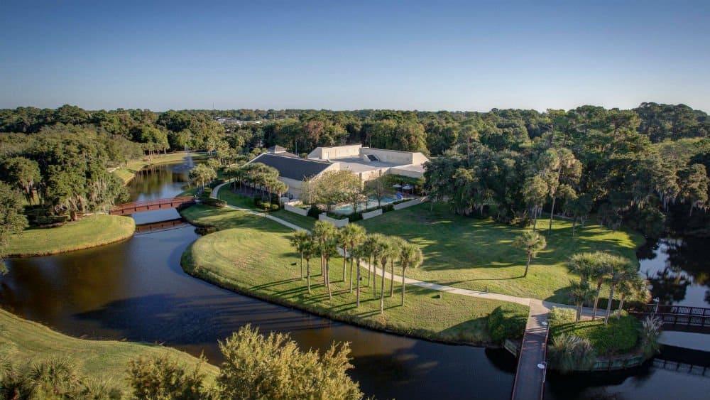 Sawgrass Marriot golf course - a Florida Golf Resorts