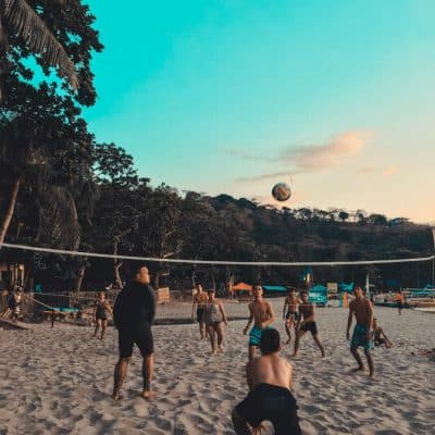 Volleyball in Palm Beach
