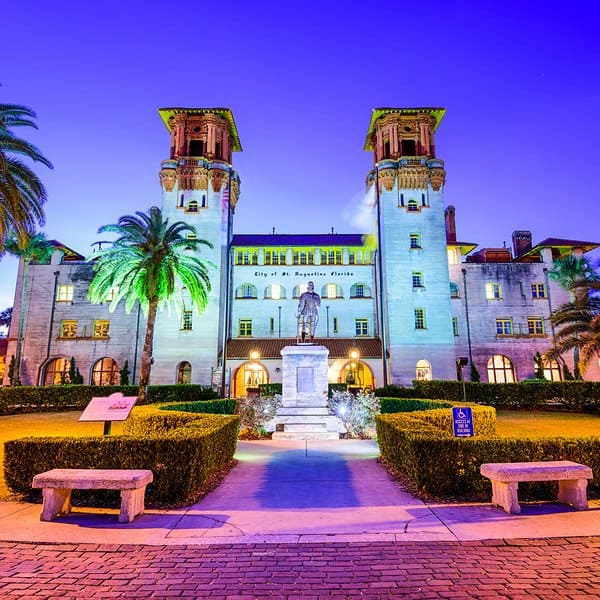 St Augustine Florida city