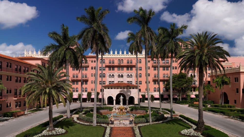 boca raton resort in Fort Lauderdale