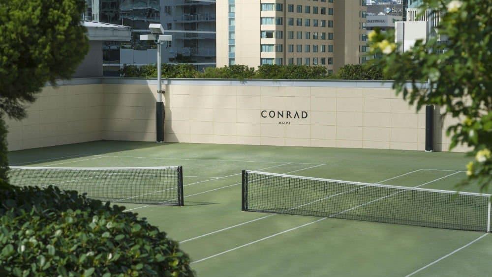 Conrad Miami in Downtown Miami