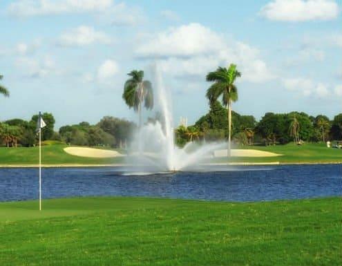 Exclusive Florida golfing holidays