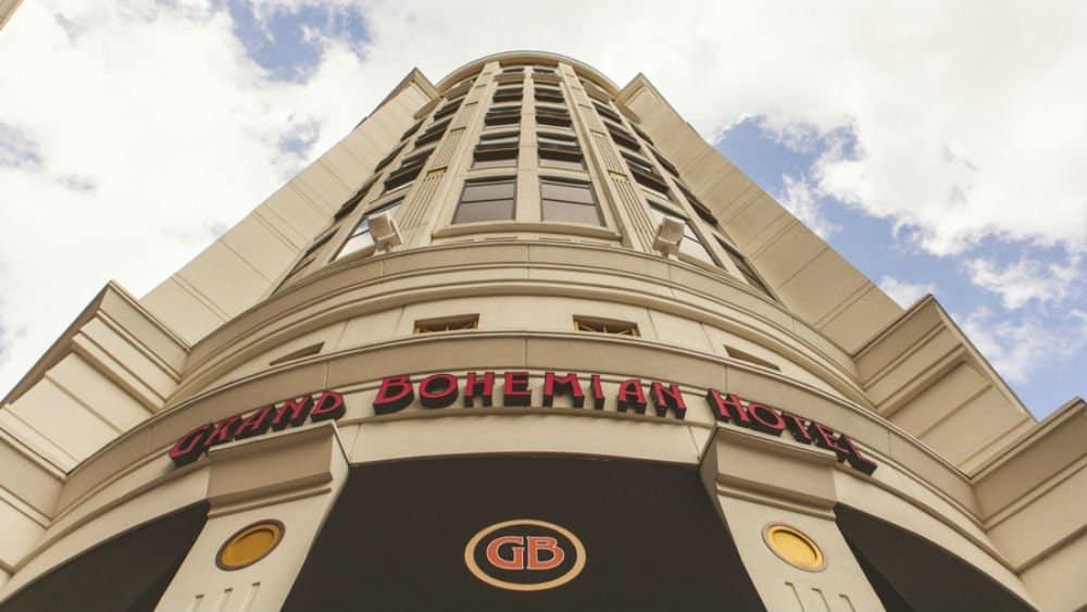 Grand Bohemian Hotel in Downtown Orlando