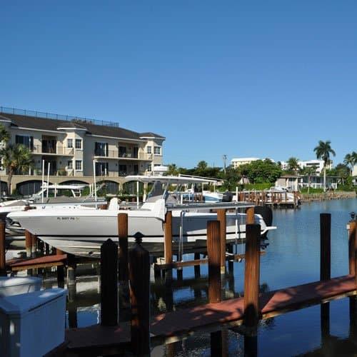 Boating in Naples Florida