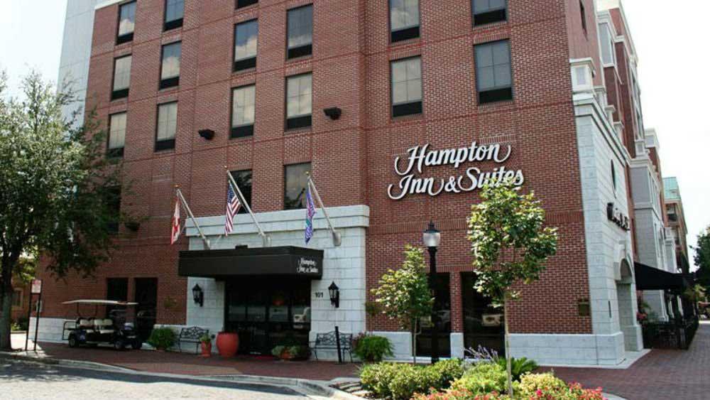 Hampton Inn on Daytona Beach