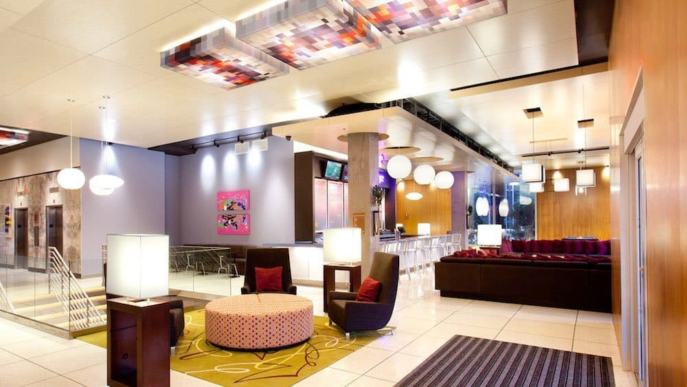 Aloft Downtown Orlando