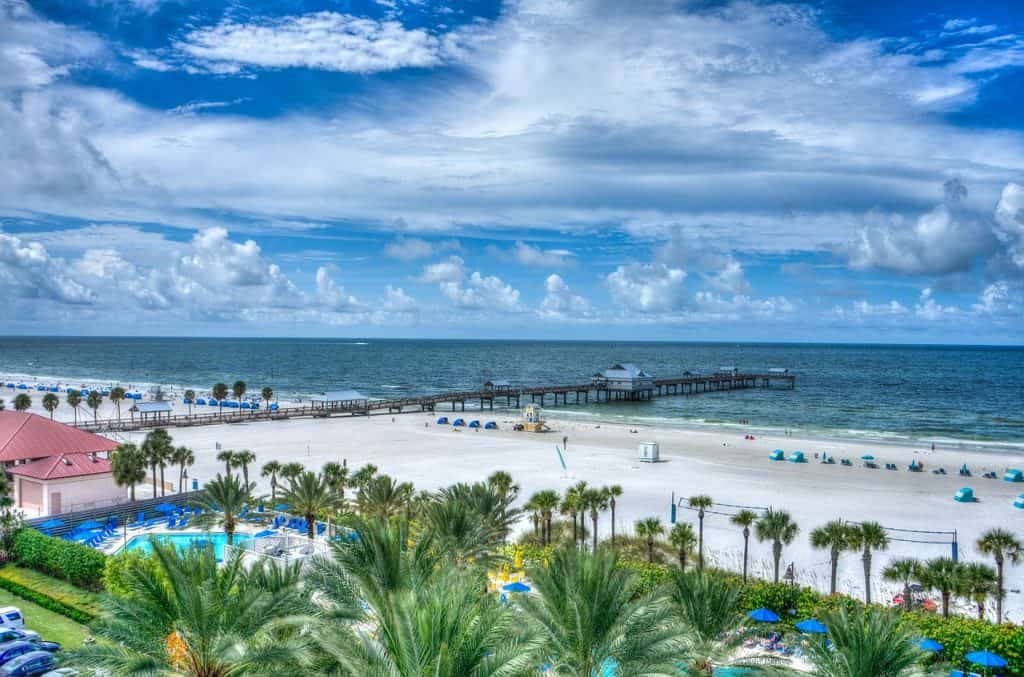 clearwater beach 467984 1280 best beaches in florida