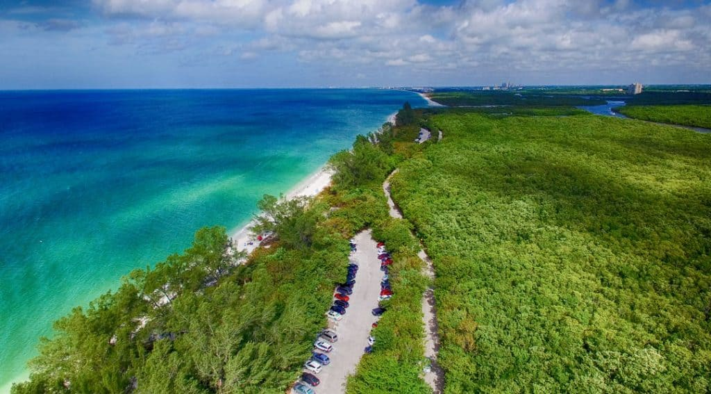 delnor wiggins best beaches in florida