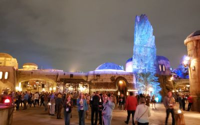 Disney Dazzles With Galaxy's Edge