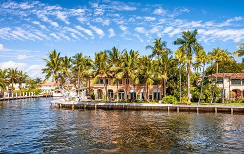City highlights in the Gold Coast Florida