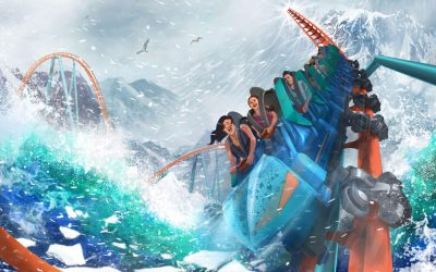 SeaWorld & Busch Gardens On Coaster Countdown!