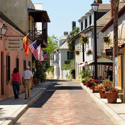 St Augustine Florida history