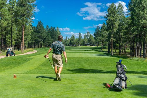 Things to do in Florida resorts for golf pro's