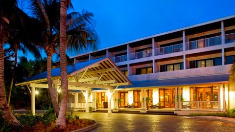 Hawks Cay Resort in Marathon Florida
