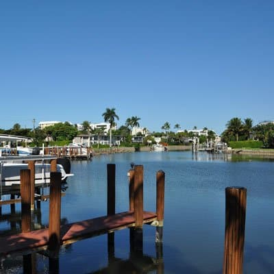 Naples Florida beach resort