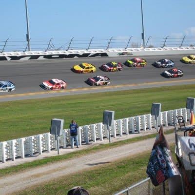 Daytona Beach race
