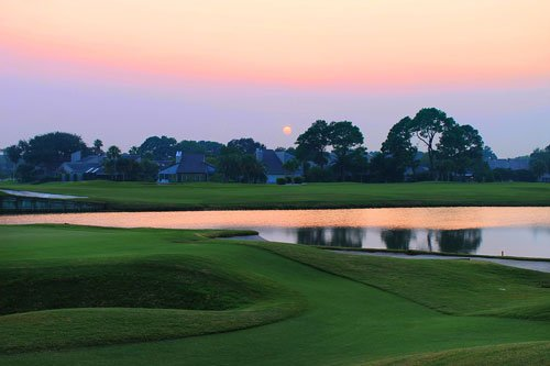 florida golfing holidays