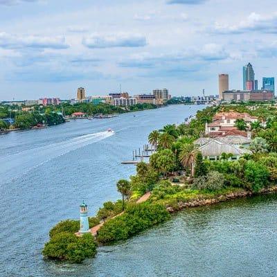Beaches in Tampa Florida