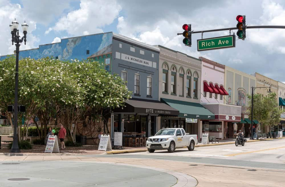 woodland boulevard Secret Florida