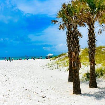 St Petersburg Florida beaches