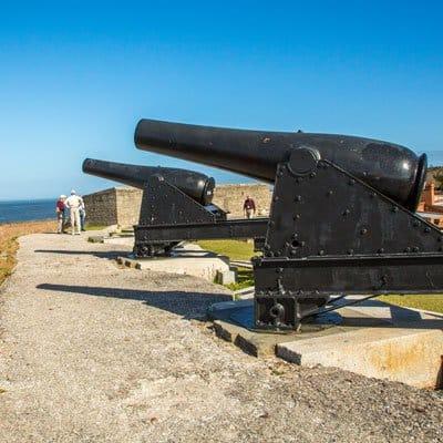 Amelia Island Fort