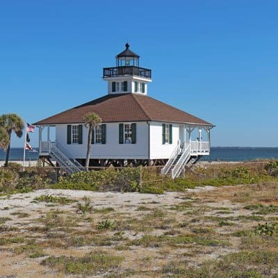 Fort Myers lighthouse