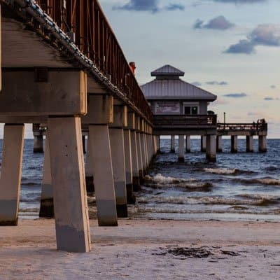 Pier in Fort Myers