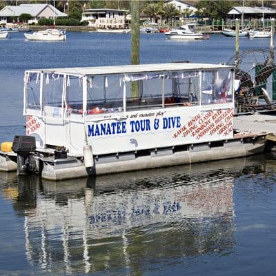 Kings Bay Crystal River resort tour