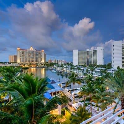 Sarasota Florida - Marina and Hotels