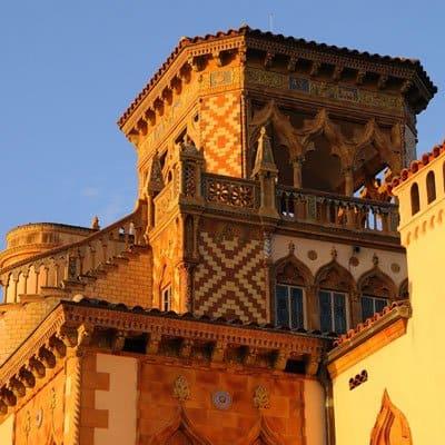 Historical architecture in Sarasota, Florida