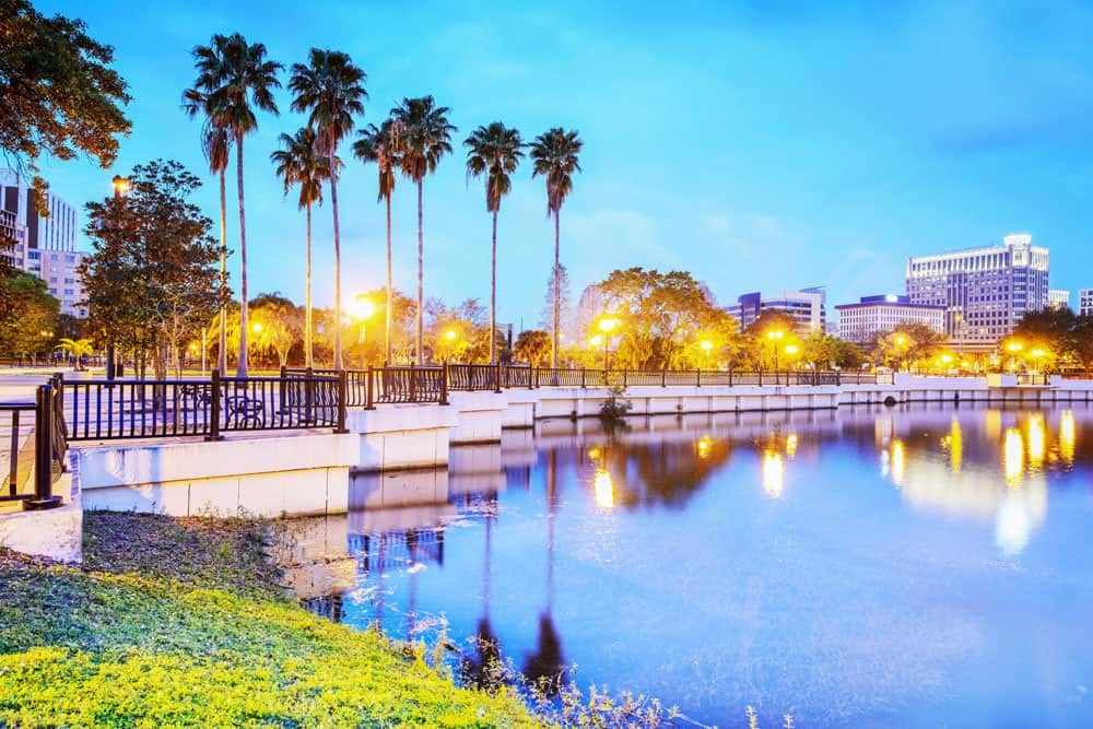 Fly Drive Orlando Itinerary Ideas