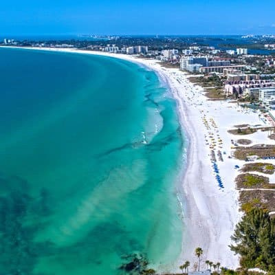 Sarasota Florida - beach
