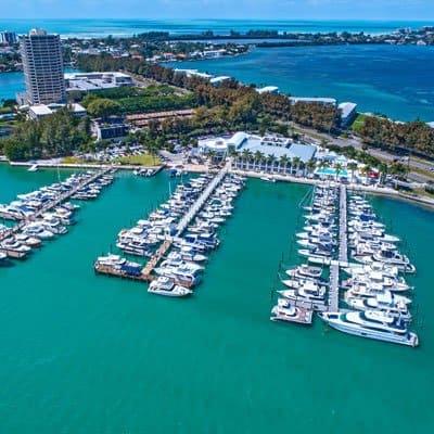 Sarasota Florida marina