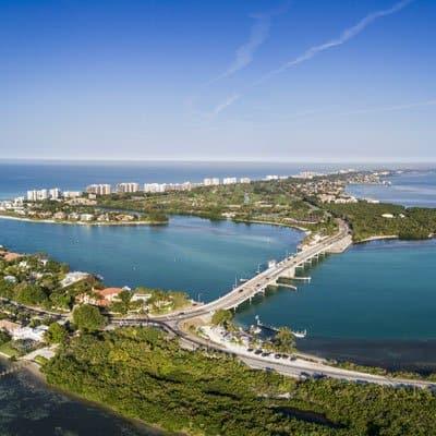 Sarasota Florida - islands