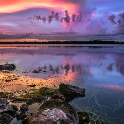 Winter Park Florida coastline