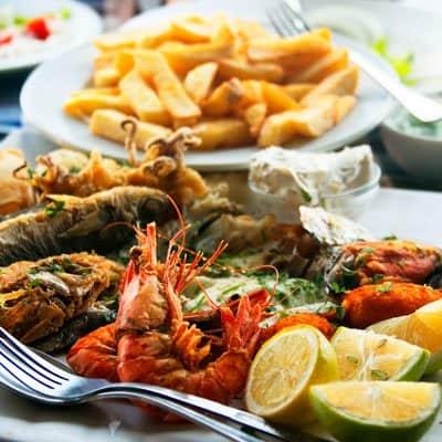 Islamorada seafood