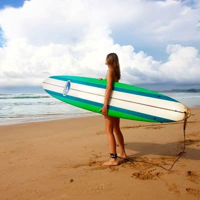 Panama City surfing and sport