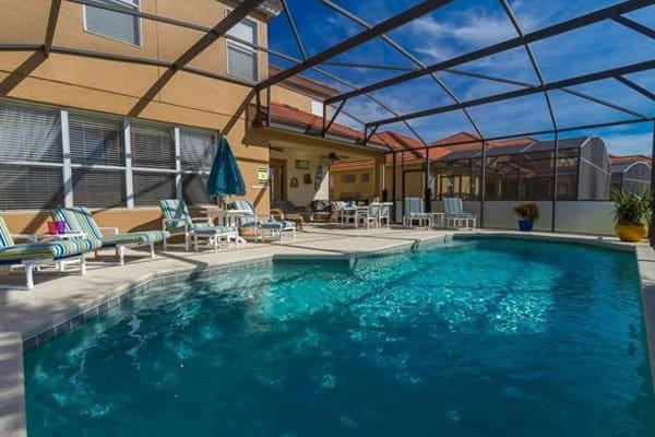 villa 4 Florida Villa Holidays