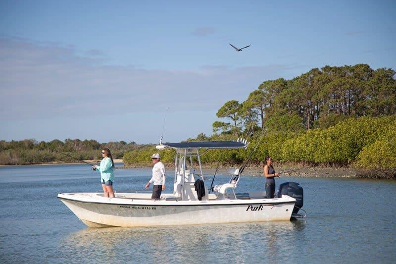 Fishing and Boating in Daytona
