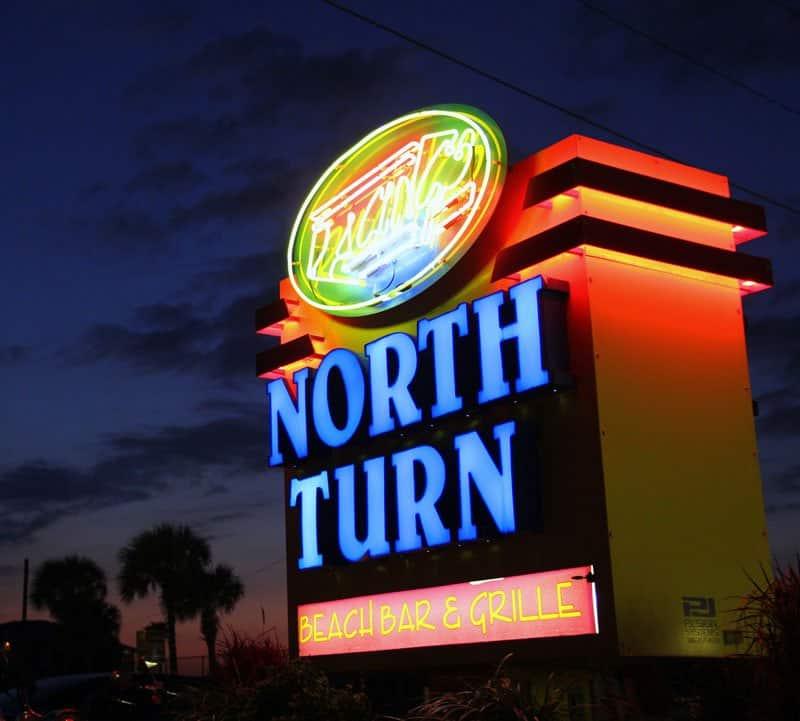 Racings North Turn